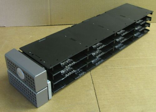 Dell PowerVault TL2000 Tape Library Left Magazine 12-Bay Slots XR028